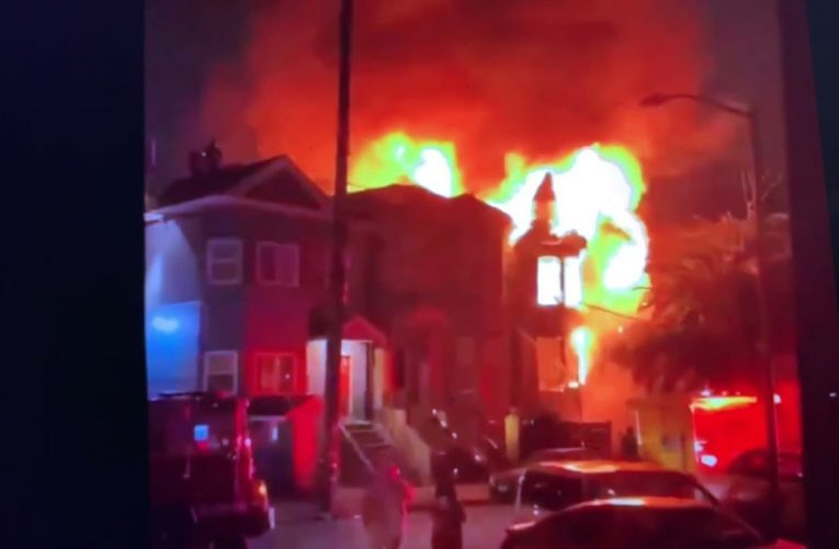 Oakland Fire At 800 Block Of 20th Street In West Oakland Hit 3 Alarms