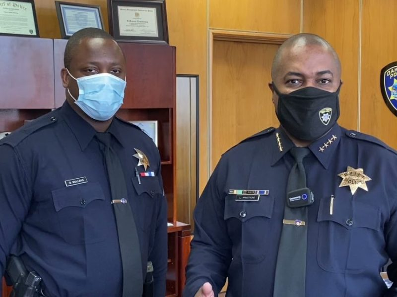 Oakland Police Department's New Trust Building Officer