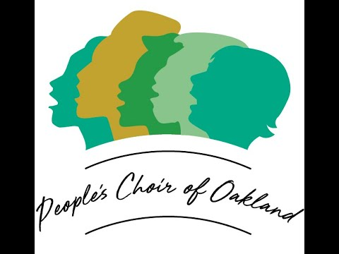 People's Choir of Oakland Launch Event – April 2, 2021