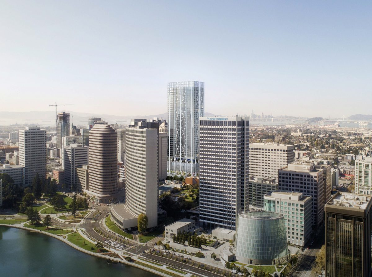 415 20th Street Will Be Oakland's Tallest Building, Draw 3,800 Employees – Planning Commission Says It Has No Impact - Blog