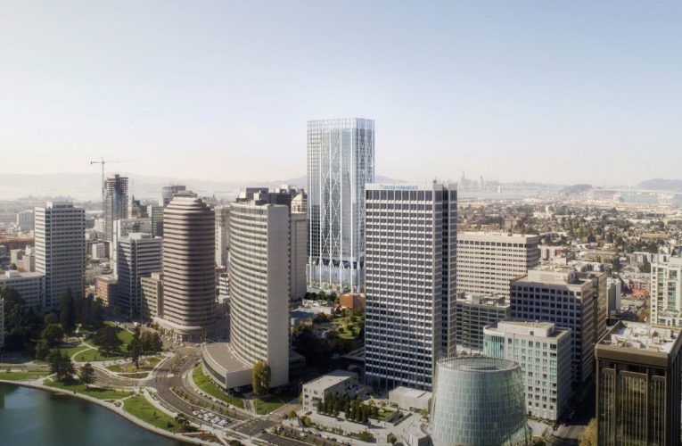 415 20th Street Will Be Oakland's Tallest Building, Draw 3,800 Employees – Planning Commission Says It Has No Impact