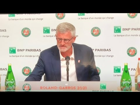 Update From French Open – Naomi Osaka Withdraws From 2021 French Open – Roland Garros Statement