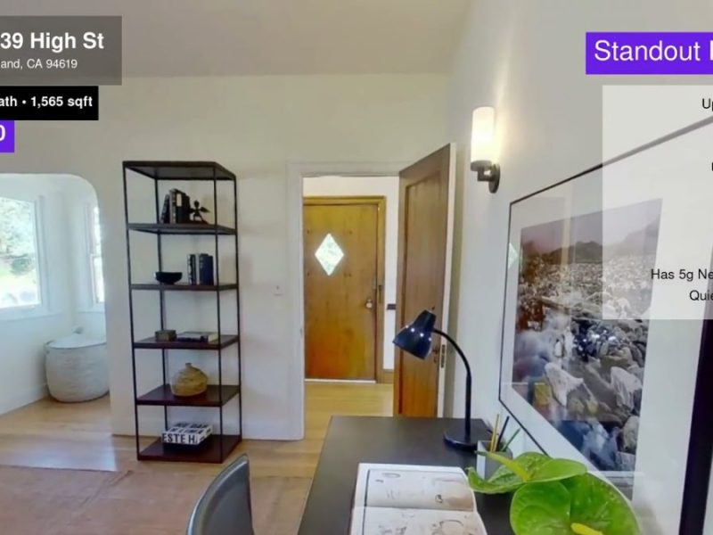 Laurel Heights Home For Sale 3739 High St, Oakland, CA – 94619