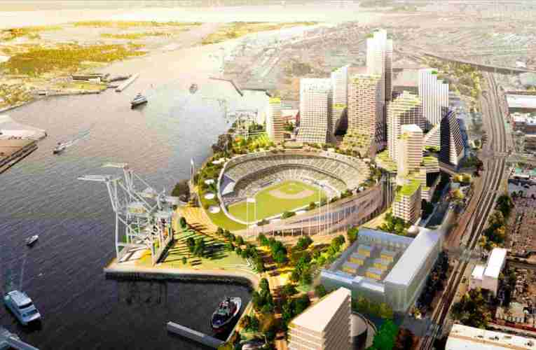 City Of Oakland Letter To Dave Kaval On Howard Terminal Reveals Project Behind Schedule Due To A's Demands