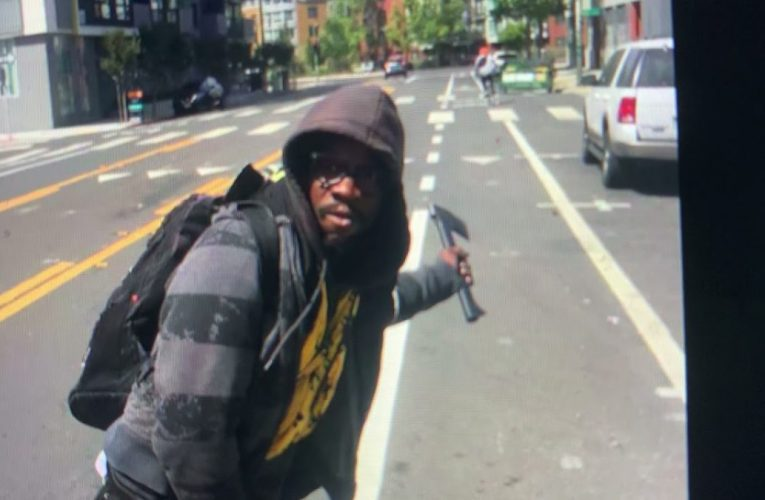 An Uptown Oakland Axe-Wielding Black Man With Mental Issues Life Was Saved By Not Calling OPD