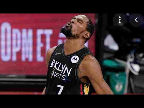 Brooklyn Loses NBA Playoffs Game 7 To Milwalkee 115 – 111 Kevin Durant Reverts To Warriors Time