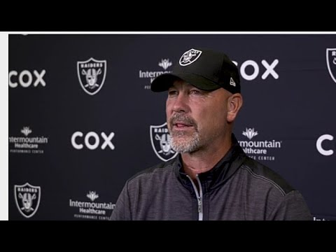 Gus Bradley Putting In New Defense System For The Raiders By – Eric Pangilinan