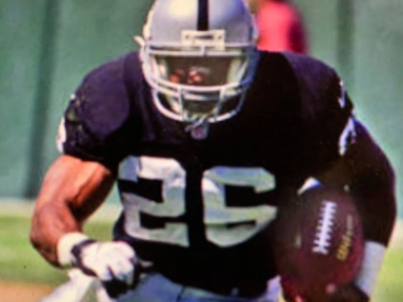 Happy Birthday To The Man Who Brought The Raiders From Oakland To Las Vegas: Napoleon Kaufman