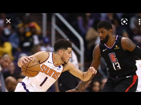 NBA Western Conference Finals Set Suns Vs Clippers – By Eric Pangilinan