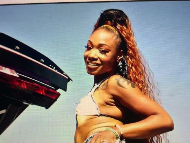Sequoia WB Living Car Show Model Life At Oakland Coliseum Features SF Bay Artists