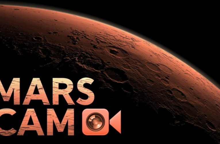 WATCH: Mars Cam Views from NASA Rover during Red Planet Exploration #Mars2020