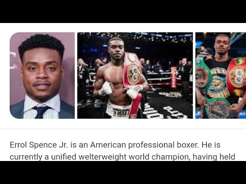 Boxing Can Errol Spence Jr Make Manny Pacquaio Retire? By Eric Pangilinan #News... - MANNY CONOR 3 - 2021