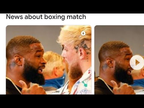 Boxing Jake Paul To Fight Tryon Woodley In A Boxing Match,By:Eric Pangilinan
