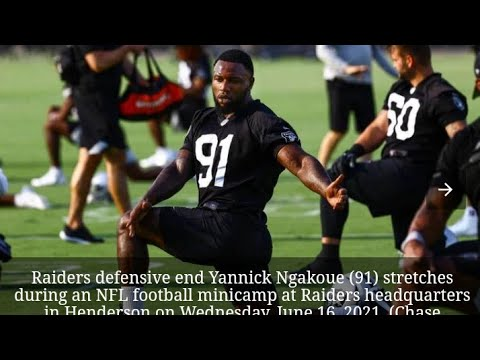 Las Vegas Raiders Defense Line Has To Improve For The Raiders To Win,By Eric Pangilinan