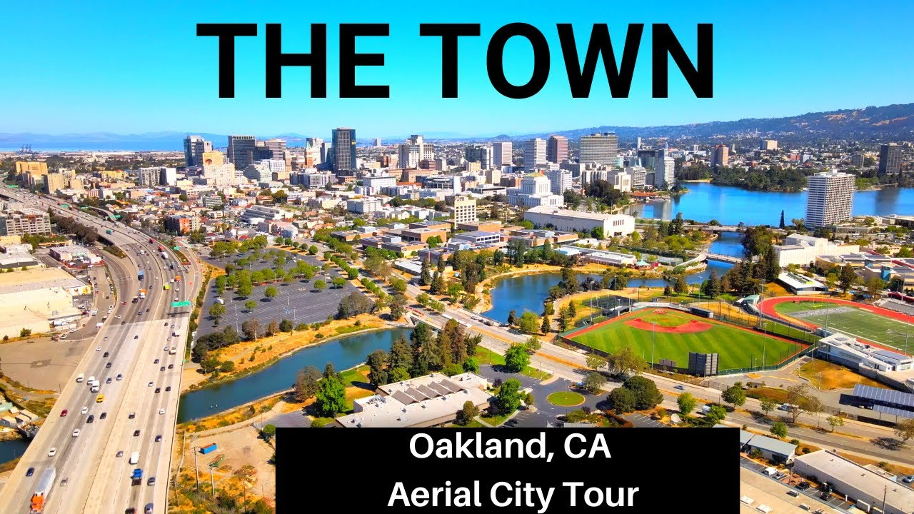 Oakland Aerial City Tour and Historical Sites (4k Drone Video) - Blog