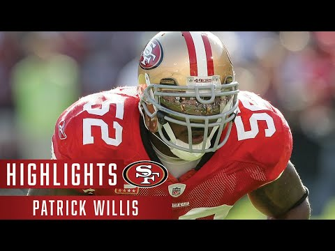 Patrick Willis is Headed to the 49ers Hall of Fame
