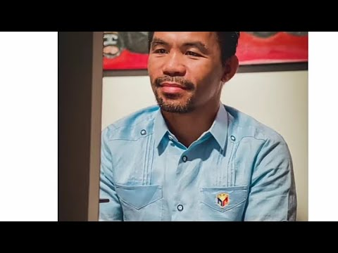 Philippines Manny Pacquaio Shows His Love To Simone Biles,By Eric Pangilinan