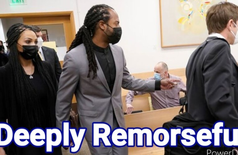 Richard Sherman: Leaves Courtroom Issues Statement Of Mental Health Concerns By Joseph Armendariz