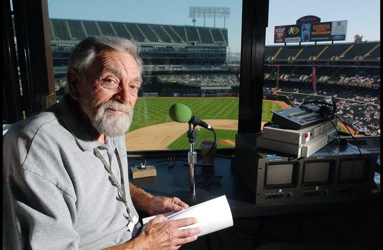 Oakland A's Announcer Roy Steele Memories, Extended Edition