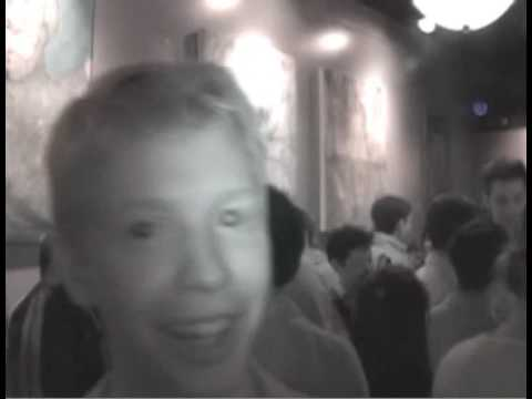 Steve Huffman Interview Reddit Co-Founder's 2007 Web 2.0 Party At Gallery Lounge San Francisco