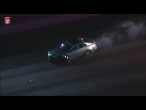 Suspected DUI Driver Leads CHP On Chase In City Of Industry – July 16, 2021