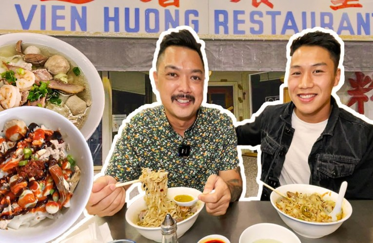 Vien Huong Has The Best Noodle Soup In All of Oakland