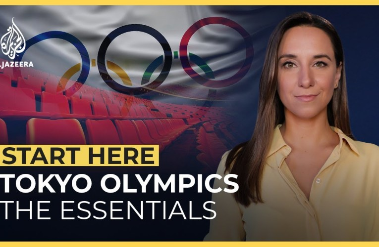 Tokyo Olympics — The Essentials | Start Here