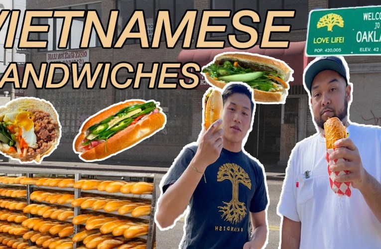 We Tried Every Banh Mi Location In Oakland, California