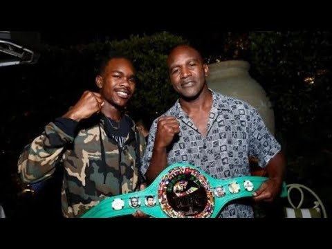 Boxing Evan Holyfield Remains Undefeated Evan Is The Real Deal Like His Dad,By Eric Pangilinan