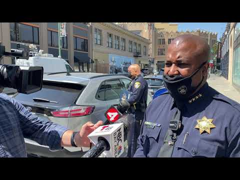 Oakland Police Chief Armstrong Addresses Violent Weekend