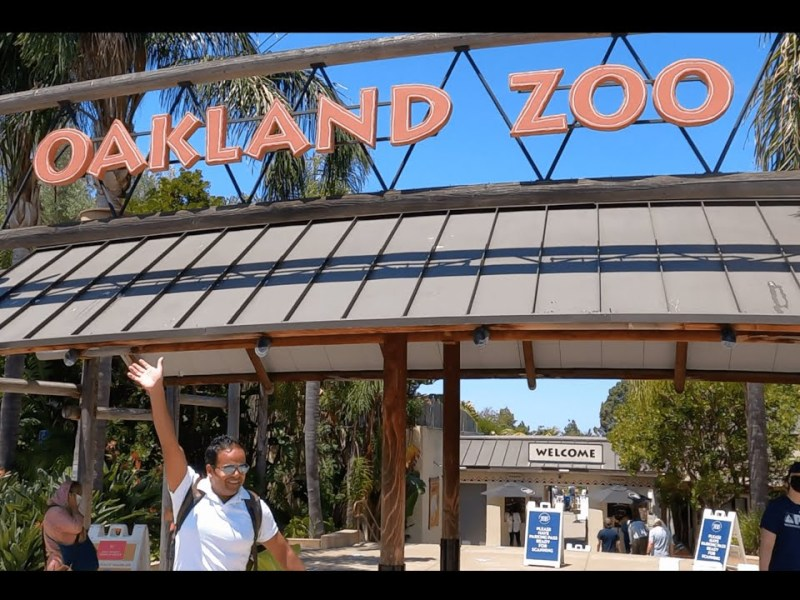 How to Tour Oakland Zoo? What to see 1st and what last at Oakland Zoo?