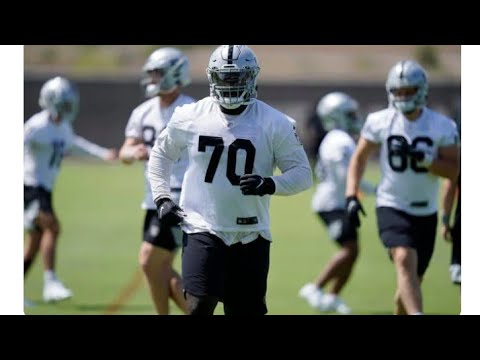 Las Vegas Raiders Is First Round Drafted Pick Alex Leatherwood Already A Bust? By Eric Pangilinan