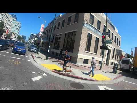 Oakland China Town Walking Video As Vlogger Searches For Chinese Food - Blog