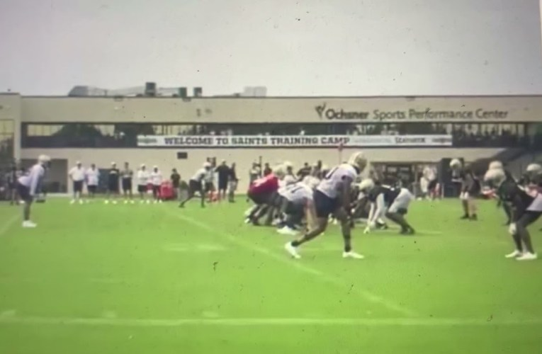 Saints Teaching Jameis Winston Classic Bill Walsh-Style Timed Pass In Training Camp
