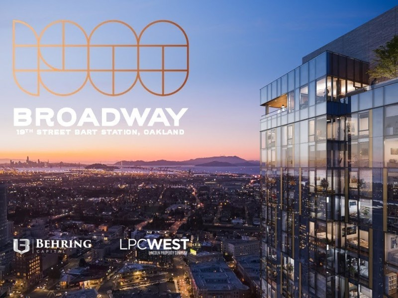 1900 Broadway Apartments Downtown Oakland – Introductory Video