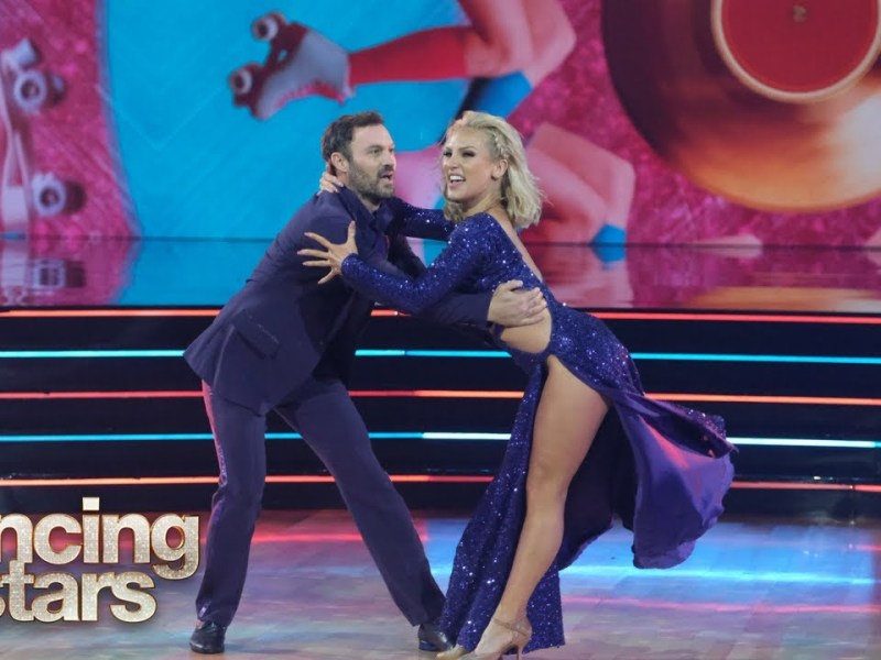 Brian Austin Green's Foxtrot – Dancing with the Stars