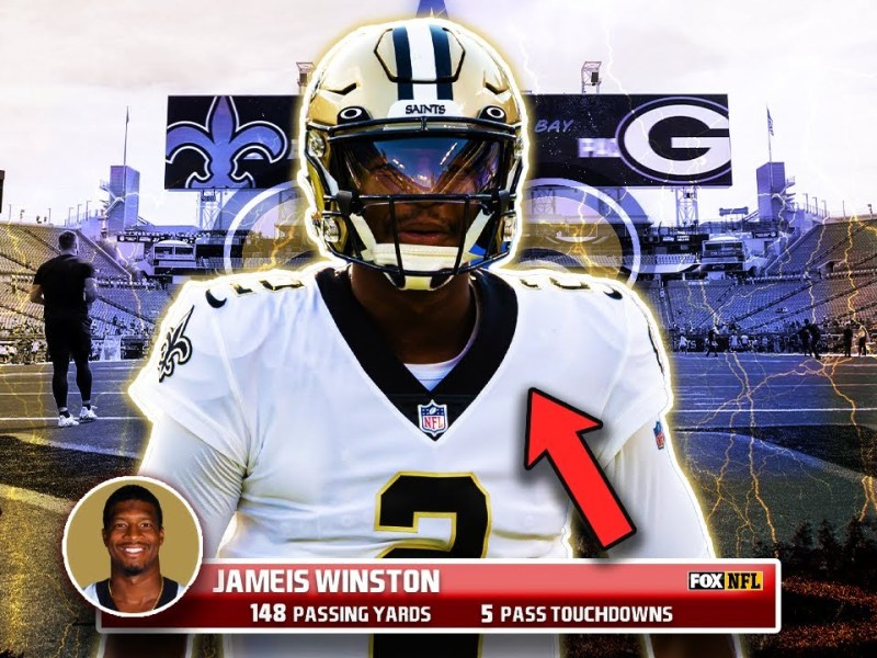 Everyone Was Wrong About Jameis Winston And Saints Win Vs. Packers Proved It