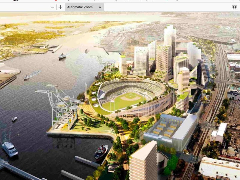 Howard Terminal Update – Oakland Doesn't Need Alameda County For TIF, Loren Taylor Town Hall Tonight
