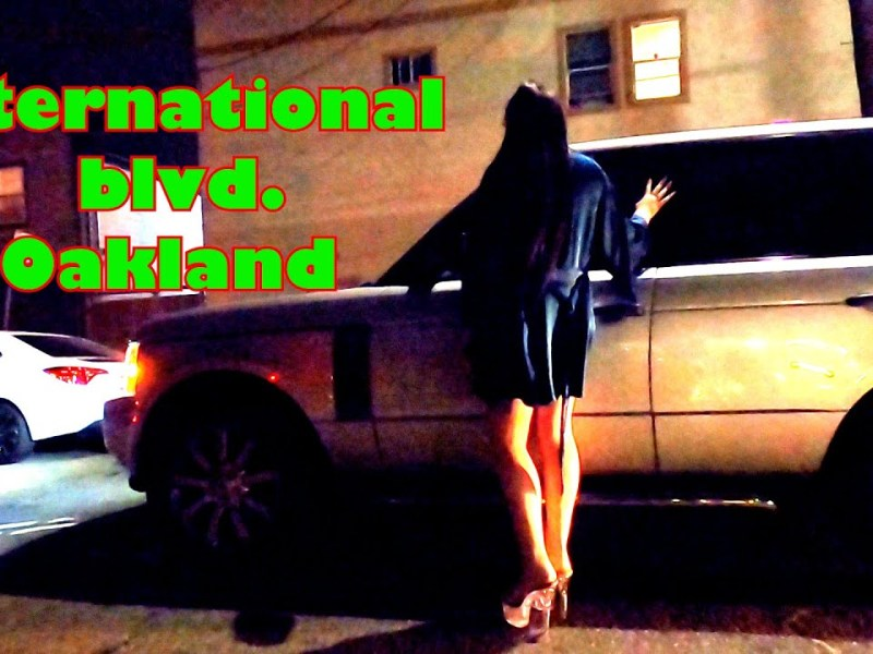 International Blvd: Oakland Video Focuses On Prostitution On The Street During Pandemic