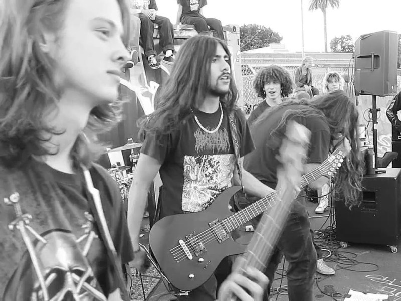 Iron Front Live At Town Skate Park In West Oakland Saturday Sept 18 2021