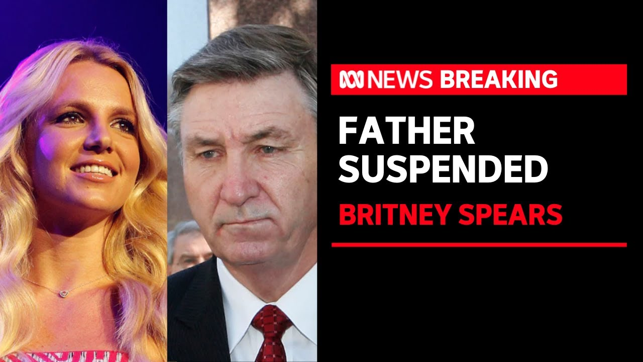 Jamie Spears suspended in Britney Spears conservatorship case   ABC News - Blog