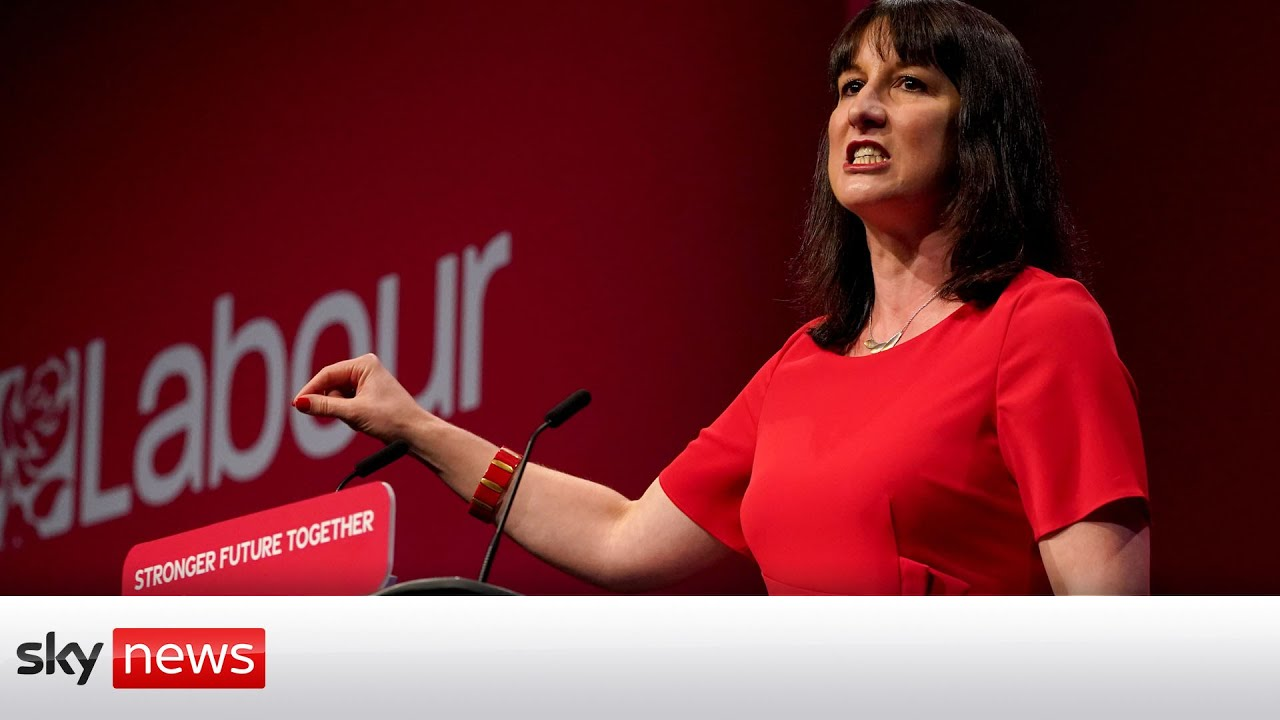 Labour's Rachel Reeves pledges to be 'Britain's first green Chancellor' - Blog