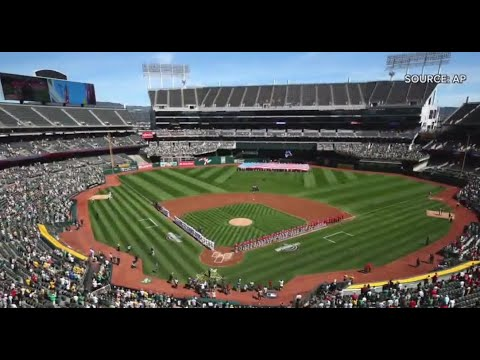 Las Vegas overtaking Oakland's teams? A's remain possibility