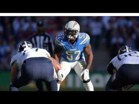 Las Vegas Raiders Linebacker Denzel Perryman Changes Mind About Getting Vaccine By Eric Pangilinan