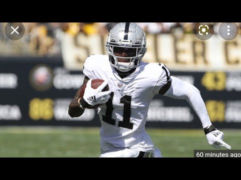 Las Vegas Raiders Two And 0 Henry Ruggs The Third Stepped It Up In Week Two By Eric Pangilinan