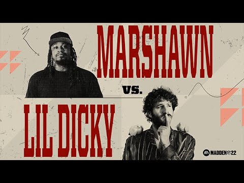 Madden NFL 22 | NFL Kickoff Rivalry Event – Marshawn Lynch Vs Lil Dicky