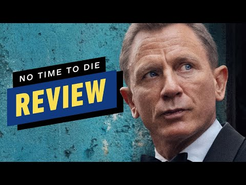 No Time to Die Review - Blog
