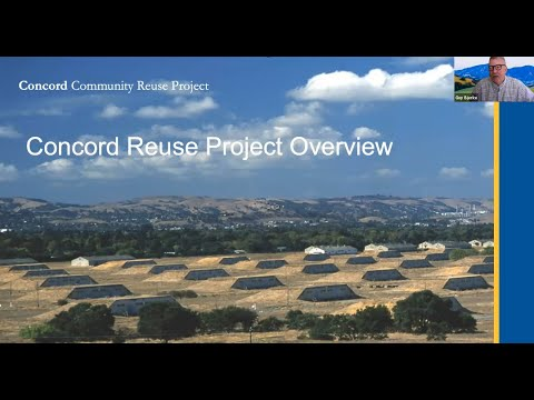 Review of the Redevelopment of the Concord Naval Weapons Station