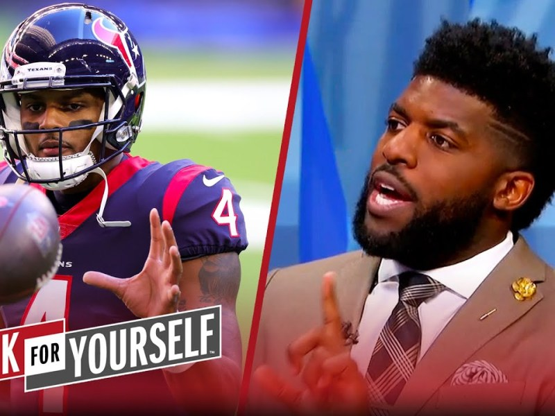 Texans are asking way too much for Deshaun Watson — Emmanuel Acho | NFL | SPEAK FOR YOURSELF