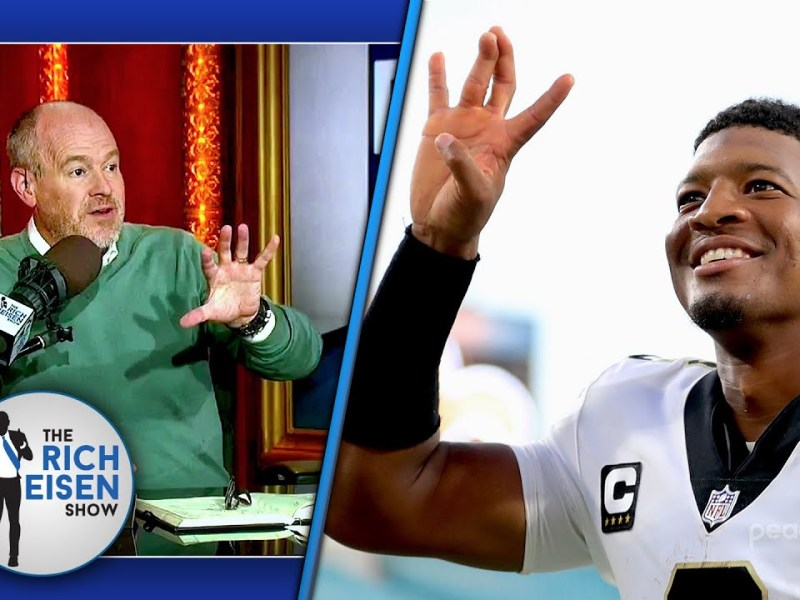 """""""The Most Impressive Win in Week 1"""" – Rich Eisen on Jameis Winston & Saints' Demolition of Packers"""